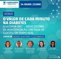 "Conversa virtual destaca ""o valor de cada minuto na diabetes"""