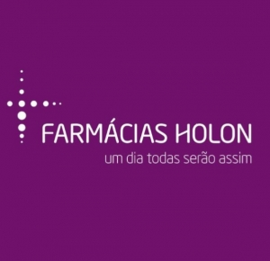 Imagem do grupo das Farmácias Holon renovada com novo website