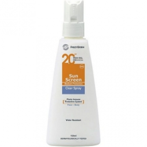 Aproveite o verão com Sun Screen Anti-Seb Spray