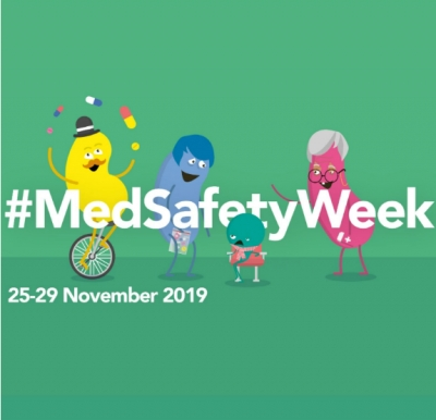 Infarmed promove a Med Safety Week 2019